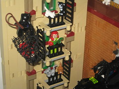 365 Days of Lego Day 355 (adventuresinlego) Tags: comics dc lego batman catwoman moc 365project legomoc 365daysoflego