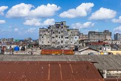 Centro Rooftops. (Robin Thom) Tags: havana cuba centro roofs
