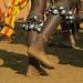 POBLADO HAMMER (Etiopía): Salto del Toro