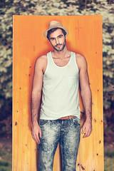 BOKURA (Celeste Martearena) Tags: fashion moda campaign male model bokura campaa natura cock