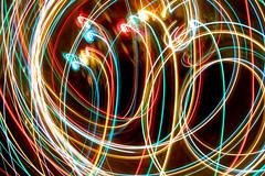 Conflict (quinet) Tags: light canada vancouver britishcolumbia swirl cameratoss