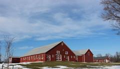 The Red Farm (pegase1972) Tags: usa us vermont unitedstates farm newengland vt tatsunis