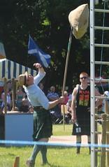 Lochearnhead Highland Games 2013