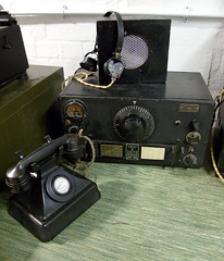 Receiver (C.K.H.) Tags: radio code telephone wwii headset speaker receiver alanturing turing bletchleypark bletchley codes codebreaking codebreaker radioreceiver