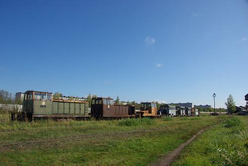 Gus-Khrustalnyi narrow gauge railway depot _20090926_007