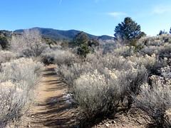 2014-013004 (bubbahop) Tags: usa mountain newmexico santafe hike trail atalaya 174 2014 amtraktrip