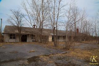 Abandonded Seneca Army Depot-1