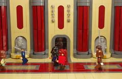 """I am ready for the trials !"" - Star Wars ""Uncertain ways"" 1.5 (N-11 Ordo) Tags: temple force 5 hallway story part jedi jona ways uncertain ordo valis padawan n11"