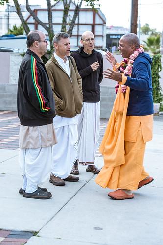 Visit To New Dwaraka