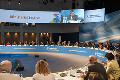 Closed Ministerial Session
