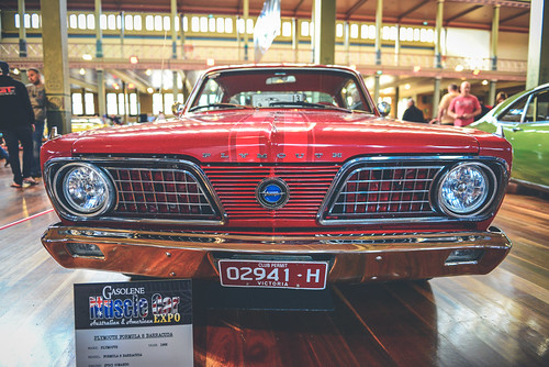 Gasolene Muscle Car Expo 2014