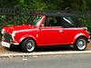 Mini Austin- Cabrio-Umbau von L & H Beispielbild von CK-Cabrio