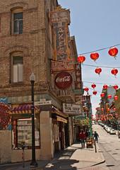 Chinatown, San Francisco (chloe & ivan) Tags: sanfrancisco ca dayofthedonut