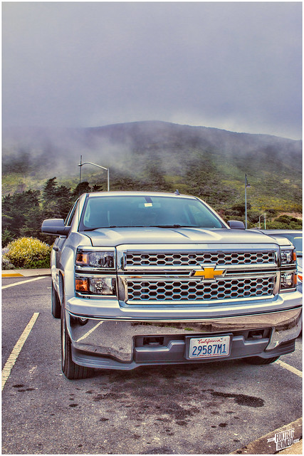 auto sanfrancisco chevrolet up car fog truck canon eos pickup chevy pick silverado hdr v8 v6 2014 70d eos70d