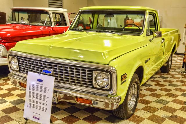 chevrolet pickup 1972 c10