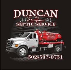 "Duncan and Daughters Septic Service - Bardstown, KY • <a style=""font-size:0.8em;"" href=""http://www.flickr.com/photos/39998102@N07/14409788429/"" target=""_blank"">View on Flickr</a>"