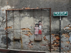 Penang Street Art Walk