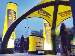 (vybaveniproakce.cz) Tags: colors radio other location event sizes 5x5 charivari gelbschwarz yellowblack bladenight kunden xgloo colorsmnchen
