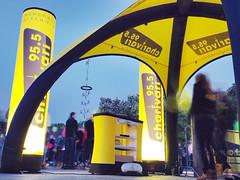 (vybaveniproakce.cz) Tags: colors radio other location event sizes 5x5 charivari gelbschwarz yellowblack bladenight kunden xgloo colorsmnchen