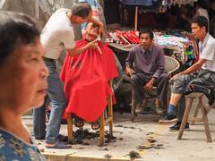 xingping shave copy (anwoody) Tags: xingping streetlife