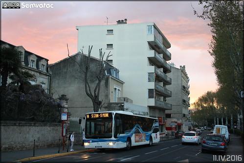 Mercedes-Benz Citaro - Keolis Narbonne / Citibus n°089093