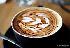 20161020-01-Cappuccino at Room for a Pony in Hobart (Roger T Wong) Tags: 2016 australia hobart iv metabones rogertwong roomforapong sigma50macro sigma50mmf28exdgmacro smartadapter sonya7ii sonyalpha7ii sonyilce7m2 tasmania cafe cappuccino coffee food lunch