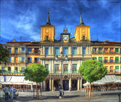 (2362) Segovia (QuimG) Tags: segovia spain golden architecture olympus quimg quimgranell joaquimgranell afcastelló specialtouch obresdart