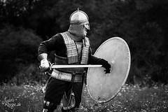 Action! (judithrouge) Tags: fight kampf kmpfer fighter monochromatic schwarzweis blackandwhite action larp