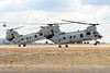 (aeroman3) Tags: helicopter ch46seaknight flightline marinecorpsairstation mcasmiramar ca usa