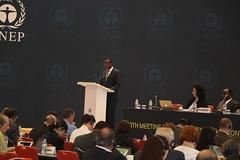 MOP28: Opening Session (RWANDA ENVIRONMENT MANAGEMENT AUTHORITY (REMA)) Tags: rwanda greenrwanda montreal protocol