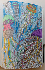 coloring notebook - 13 (niftynotebook) Tags: notebook coloringbook coloring moleskine coloringnotebook