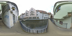 (360x180) Ulm, Germany 5 (Andriy Golovnya (redscorp)) Tags: ulm badenwuerttemberg badenwurttemberg germany fishermansquarter fischerviertel historic landmark architecture building cityscape town city urban panorama equiretangular spherical photosphere 360x180 360 360panorama 360degrees virtualtour tour travel virtualreality vroutside outdors exterior