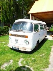 T2 (QQ Vespa) Tags: vw volkswagen bus bulli bully camper motorhome campingbulli camping t2