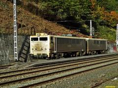 289 (firedmanager) Tags: renfe renfemercancías railtransport locomotora locomotive 289 mitsubishi caf 289102 tandem tren train trena ferrocarril