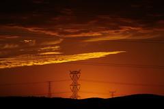Atardecer (Mauriciove00) Tags: atardecer ocaso torres cielo siluetas morelos paisaje