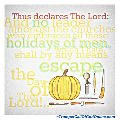 Thus Says The Lord to the Churches of Men, and to All Their Self-Appointed Apostles, Prophets and Preachers - Letters From God and His Christ (GraceHead) Tags: trumpetcallofgodonlinecom trumpetcallofgod scripture christian yahushua endtimes