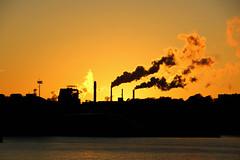 2016-1816.jpg (Jeff Summers) Tags: easterncanada industrial ocean summersfamilyroadtrip2016 sunset