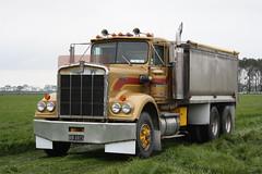 KB 1015 (ambodavenz) Tags: kenworth w924 classic truck timaru south canterbury island tour new zealand