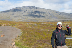 Cedric @ Vatnshellir Lava Cave (Photocedric) Tags: iceland peninsula islande snfellsnes mountain snfellsnes is