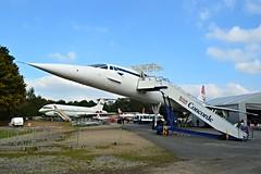 British Airways Concorde (PD3.) Tags: surrey lt transportfest transport fest 2016 london museum cobham hall weybridge trust brooklands concorde british airways plane planes