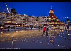 Skating by the Sea at the Hotel del Coronado  San Diego, California (Sam Antonio Photography) Tags: iceskating coronado sea cold wintersports winter sandiego california hoteldelcoronado christmas lights people fun healthy leisure snow season recreation outside smiling happiness rink lifestyle sport exercise playing recreational relaxation laughing skates skater romantic romance resort seaside vacation tourist tourism states decoration architecture beachfront beautiful holiday island historical glamour fashioned america