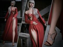 164  (Luxury Dolls) Tags: eleganceboutique exile vipe cosmopolitan event maitreya catwa