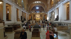 Egyptian Museum (Rckr88) Tags: egyptianmuseum egyptian museum museums cairo egypt africa travel ancient ancientegypt relic relics artifact artifacts buildings building architecture arch arches