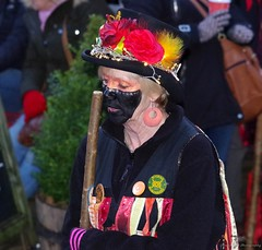 Powderkegs Morris Dancers (5) (Simon Dell Photography) Tags: castleton derbyshire peak district uk britain country side valley hope national park high 2016 simon dell photography sheffield england views old new pics pictures winter autumn