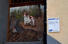 Valloria (095) (Pier Romano) Tags: valloria porte porta dipinta dipinte door doors painted imperia liguria italia italy nikon d5100 paese town dolcedo artisti pittori
