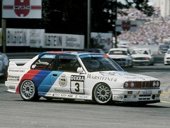 BMW E30 M3 DTM of Johnny Cecotto (racing is life) Tags: dtm group a