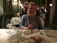 Having dinner at Kasteel Engelenburg (Tjeerd) Tags: relaischâteaux thenetherlands janine finedining gourmetdining brummen kasteelengelenburg gelderland