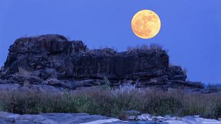 The Perigee Moon alias the Super Moon