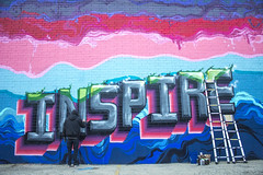 GET INSPIRED (Rodosaw) Tags: documentation of culture chicago graffiti photography street art subculture lurrkgod inspired