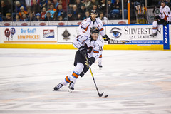 "Missouri Mavericks vs. Fort Wayne Komets, November 11, 2016.  Photo: John Howe/ Howe Creative Photography • <a style=""font-size:0.8em;"" href=""http://www.flickr.com/photos/134016632@N02/30946918376/"" target=""_blank"">View on Flickr</a>"